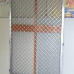 Aluminium Mosquito Mesh Doors in in Warangal